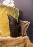 Attributes beekeeper Stock Images