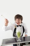 Attributes of good barman Stock Photography