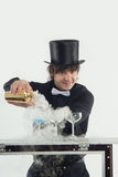 Attributes of good barman Stock Photo