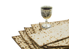 Attributes of Jewish Passover Seder Holidays Stock Images