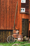 Attributes of rural life Royalty Free Stock Photo