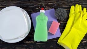 Attributs pour les plats de lavage clips vidéos
