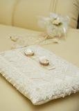 Attributs Wedding Photographie stock
