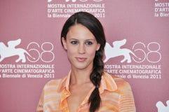 Attrice Chiara Martigiani Immagini Stock