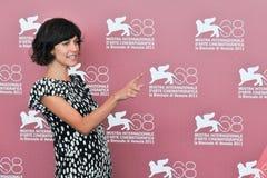 Attrice Giulia Bevilacqua Fotografie Stock