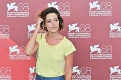 Attrice Martina Codecasa Fotografia Stock
