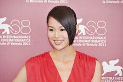 Attrice Wu Hang Yee Fotografia Stock
