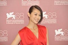 Attrice Wu Hang Yee Immagini Stock Libere da Diritti