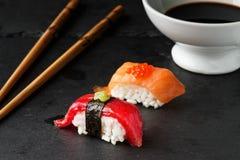 Atum vermelho Nigiri Fotos de Stock Royalty Free