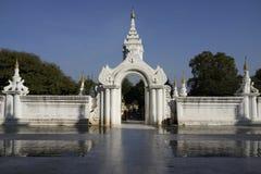 Atumashi Kyaung, Mandalay, Myanmar Royalty Free Stock Image
