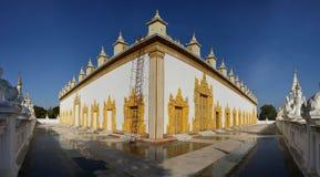 Atumashi Monastery, Mandalay, Myanmar Stock Images