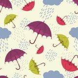 Atumn deszcz Zdjęcie Royalty Free
