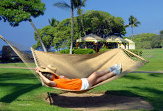 Atune with the Tropics Stock Photos