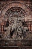 Aturdindo o monumento do imperador imagem de stock