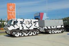 ATV ártico Imagem de Stock