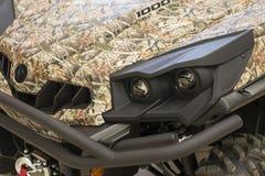ATV (конец-вверх) Стоковое Изображение