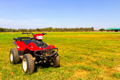 ATV Foto de Stock Royalty Free