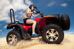 ATV Stock Photography
