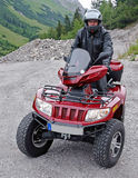 The ATV Stock Images