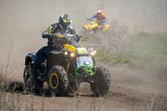 ATV Action Stock Photos
