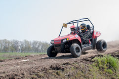 ATV Action Stock Images