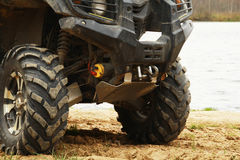 ATV. Automotive Sports Stock Photo