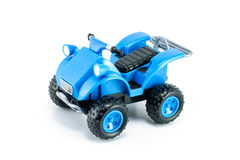 ATV car toy Stock Photo