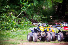 ATV Royalty Free Stock Images