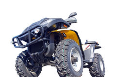 ATV - front side Royalty Free Stock Photo