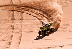 ATV fun Royalty Free Stock Photos