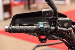 ATV Gearbox dźwigni przesunięcie Zdjęcie Royalty Free