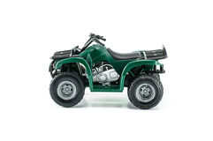 ATV Green color. Stock Photos