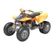 ATV isolado Foto de Stock Royalty Free