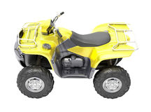 ATV isolated Stock Photography