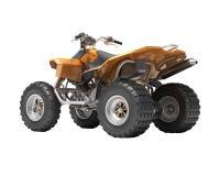 ATV isolated Stock Image
