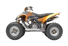 ATV isolated Stock Images