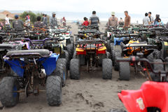 ATV Lease royalty free stock photography