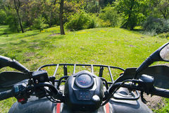 Atv offroad adventure Stock Photos