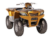ATV Quad Bike Stock Image