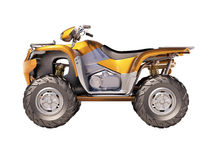 ATV Quad Bike Stock Images