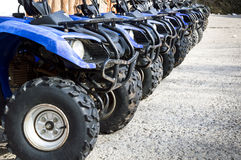 Atv Quad Bike Royalty Free Stock Photos