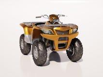 ATV Quad Bike Royalty Free Stock Photography
