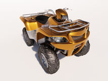 ATV Quad Bike Stock Photo
