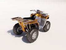 ATV Quad Bike Stock Image