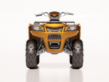 ATV Quad Bike Stock Photos