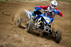 ATV-Rennen Stockfoto