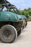 ATV for rent Royalty Free Stock Image