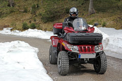 The ATV Stock Photography