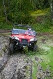 ATV w akci Obraz Royalty Free