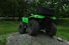 atv 4x4 Royaltyfria Bilder